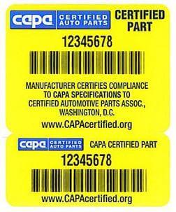 Thermal Printed: barcode and incrementing serial number