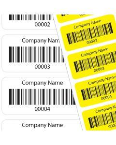 Custom Thermal Printing Labels