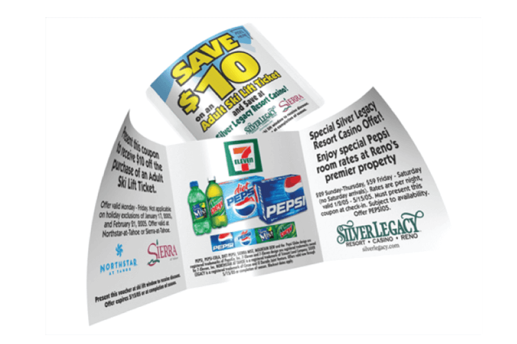 Custom Promotional Labels- Promotional Stickers, Coupons