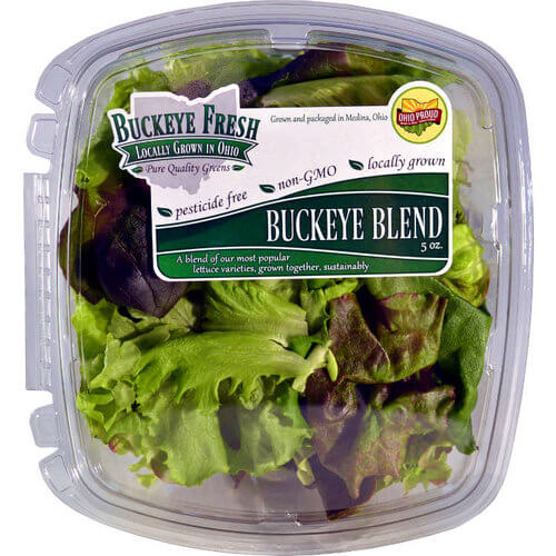 Fresh and Frozen Food Labels for Vegetables- Lettuce, Basil, etc- and Meat- Deli Meats and Hams