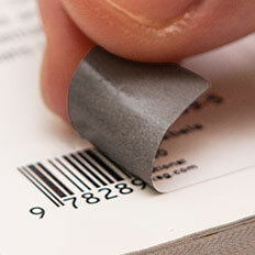 Cover Up Barcode Labels