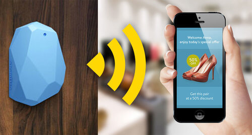 NFC Tag Beacons to Enhance Event Experience