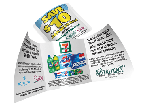 On-Pack Promotional Labels