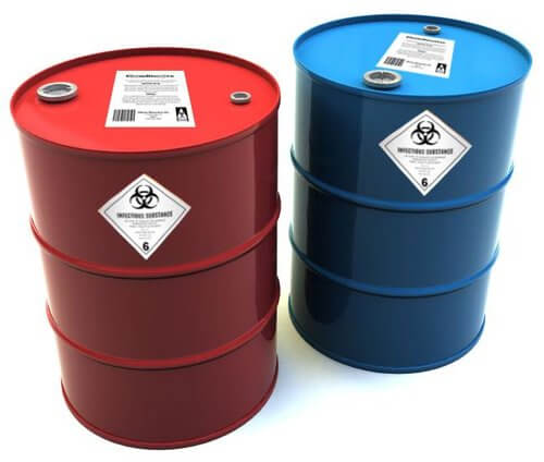 RFID Durable Labels for Drums