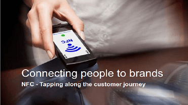NFC Connecting People to Brands
