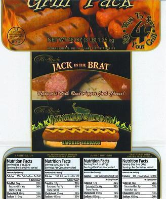 Shrink Sleeves for Food Products
