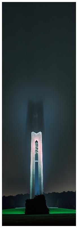 Carillon Tower - Mamiya RB67 ProS with Ektar 35mm film