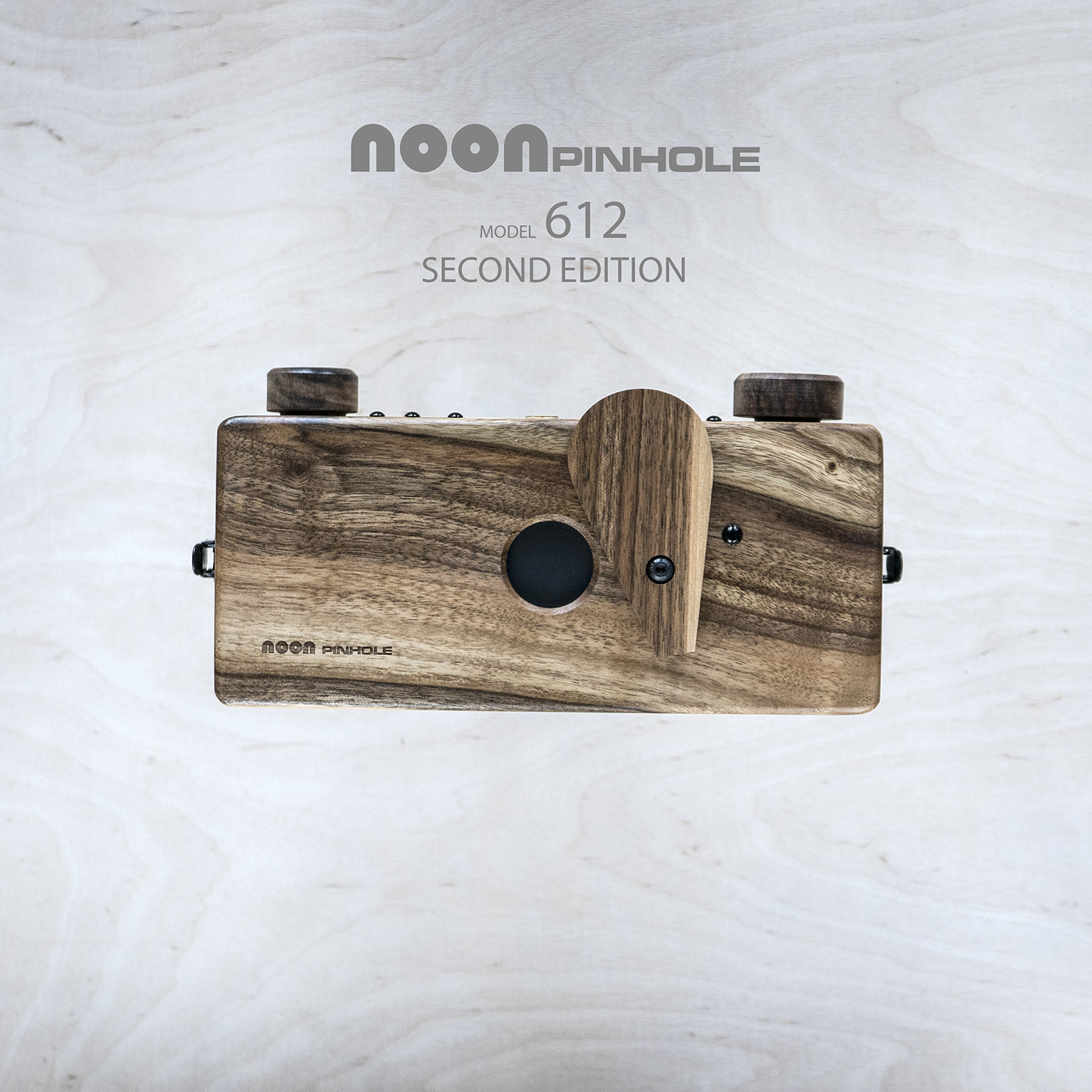 NOON 612 Pinhole Camera - image courtesy of NOON on Etsy
