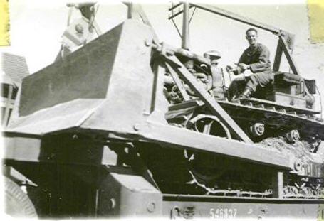 325th Engineers at Work- Image taken by Zeke Zedarbaum