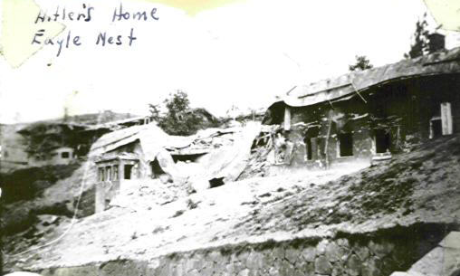 Hitler's Eagle Nest - Image taken by Zeke Zedarbaum