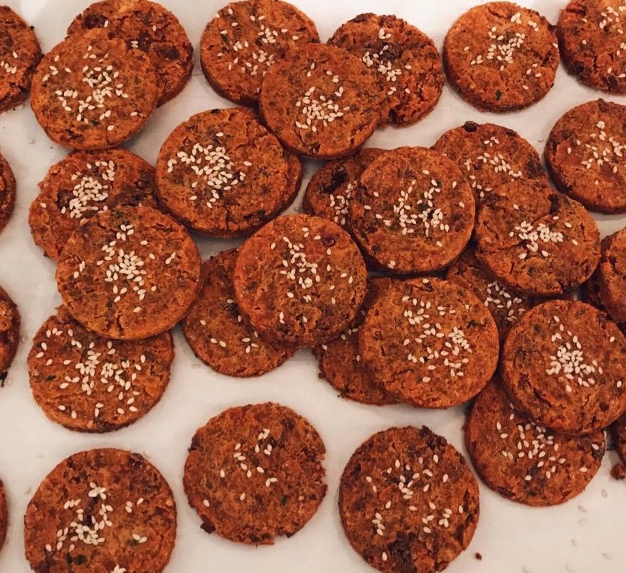 grillin + chillin treats shown above