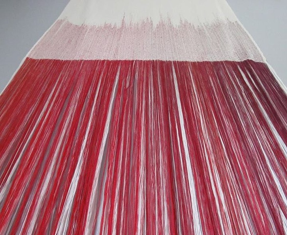 Isaiah 1:18 Woven Textile(detail)
