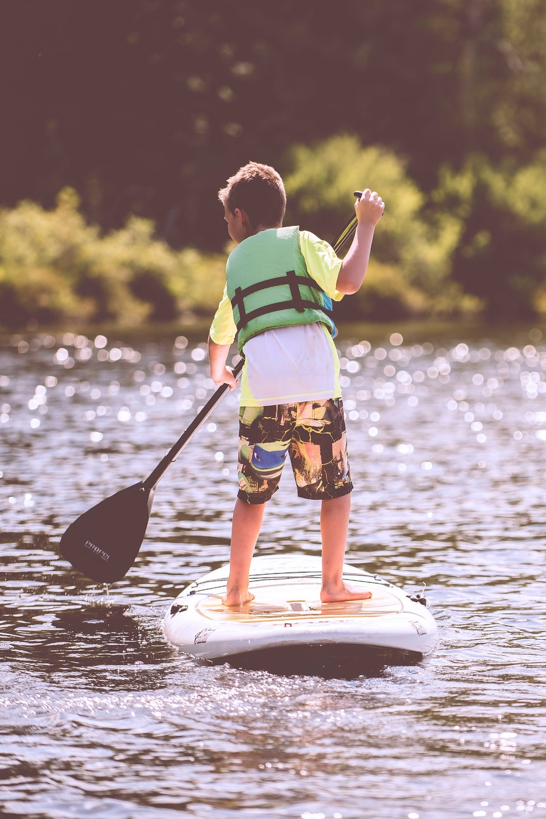 Paddle boarding - The Stand-Up Paddle Boarding craze has reached Salida and there is a fun, fairly mild, whitewater park that runs through town that is ideal for this sport. You can rent an SUP at Surf Salida downtown.