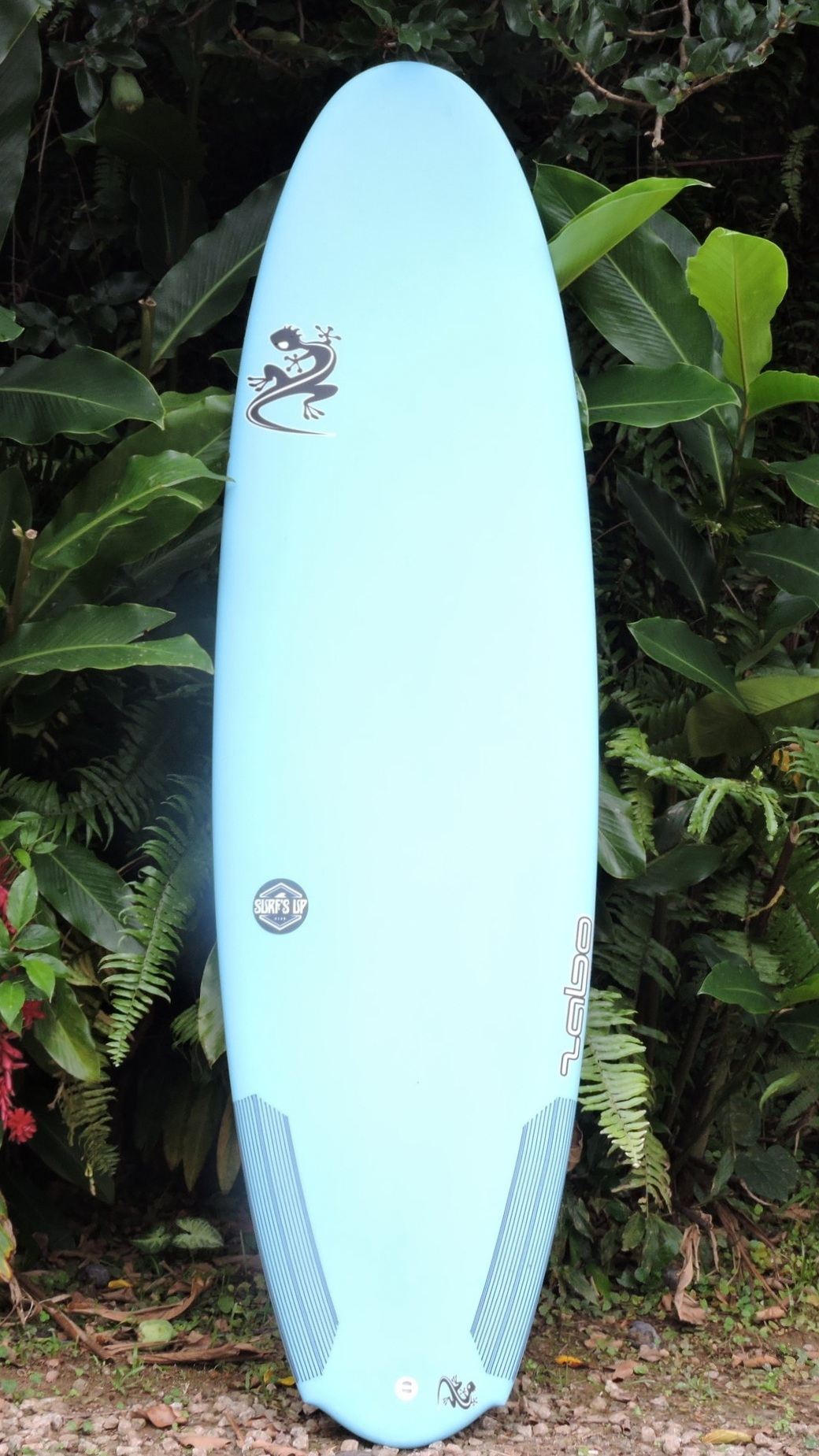 Shark Bomb - Zabo Surfboards5'8