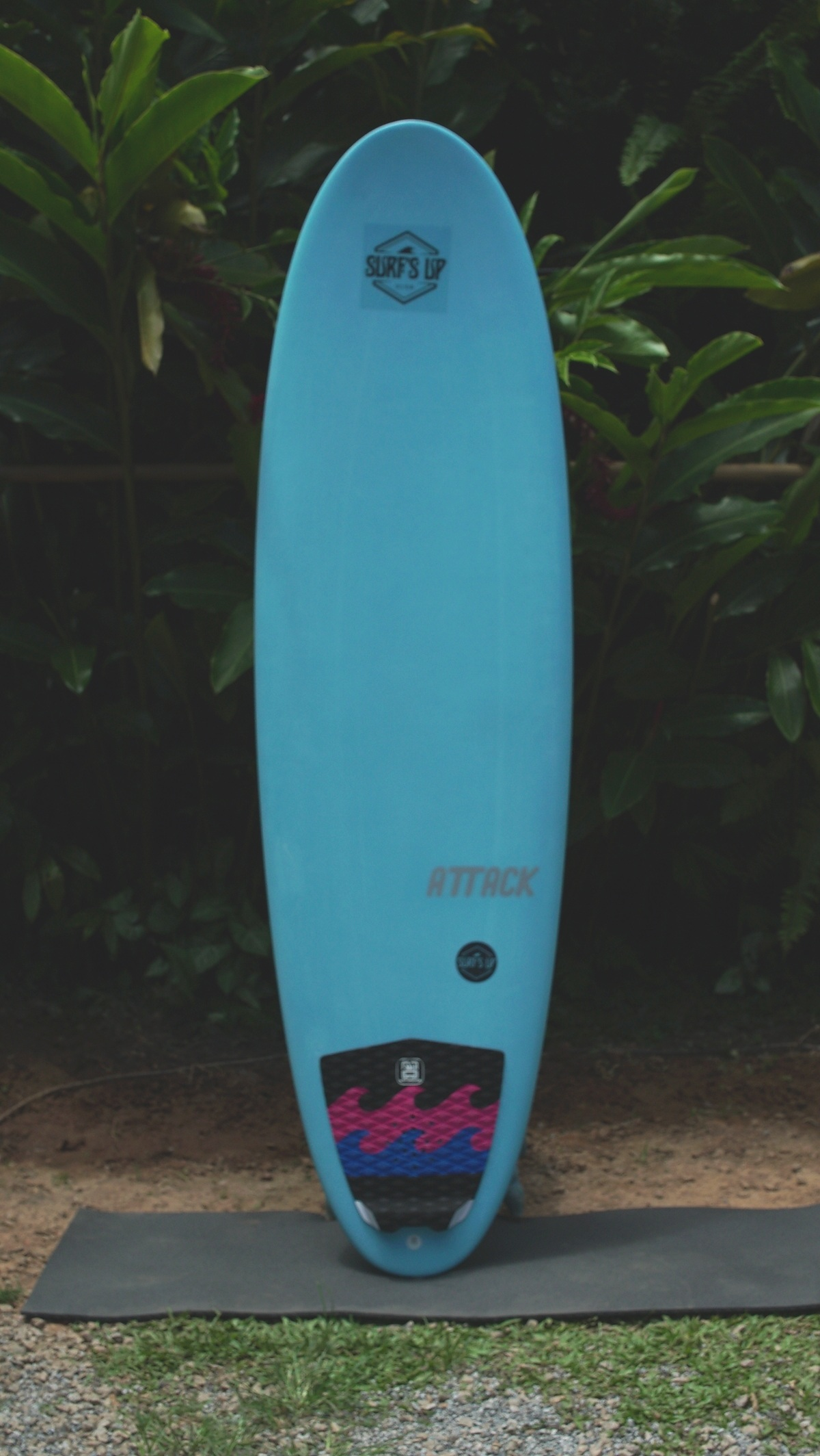 Surfácil 6'6 - Attack Surfboards6'6