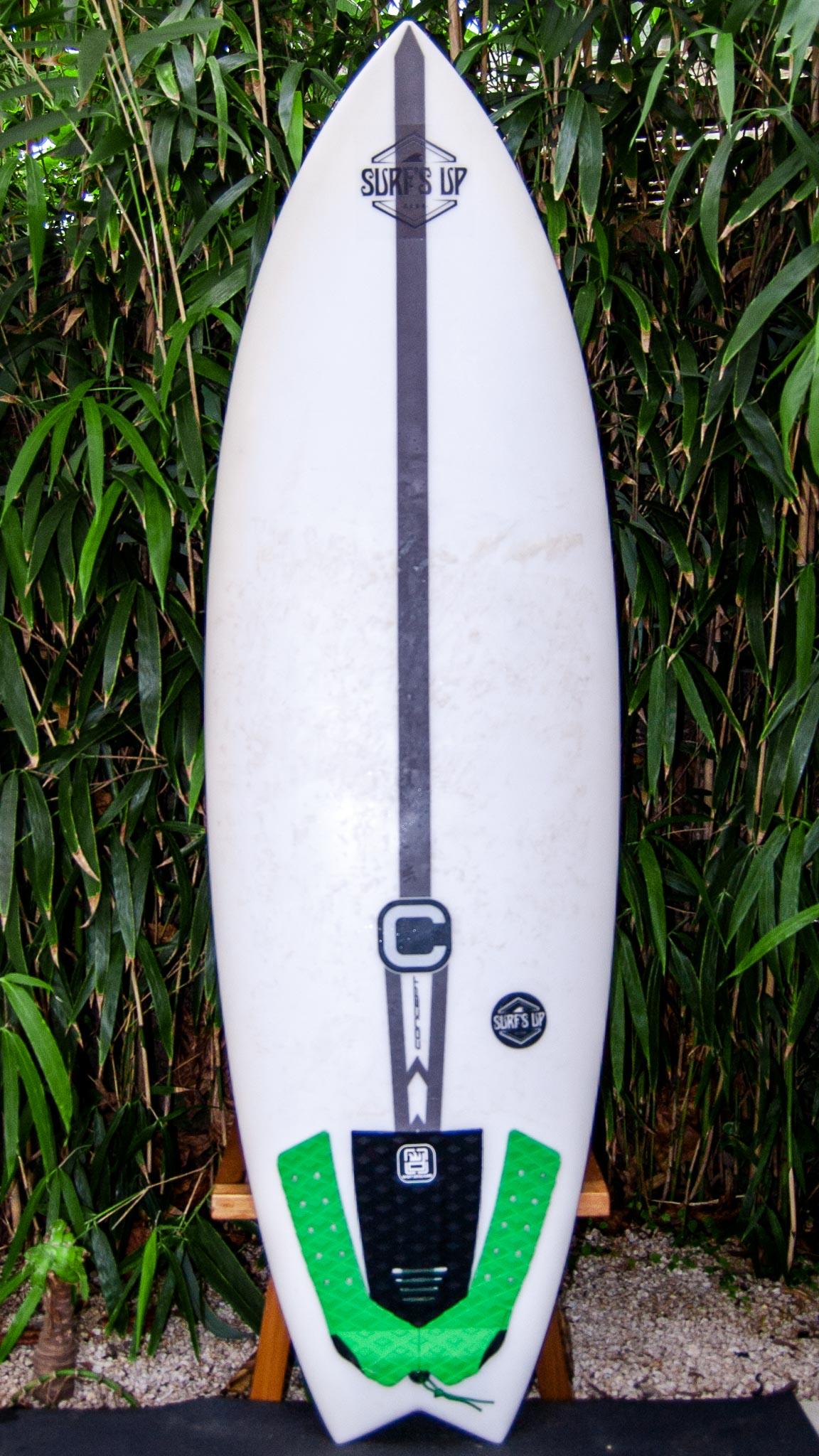"""Summer X - Concept5'10"""" x 20 3/4 x 2 5/835,8 L"""