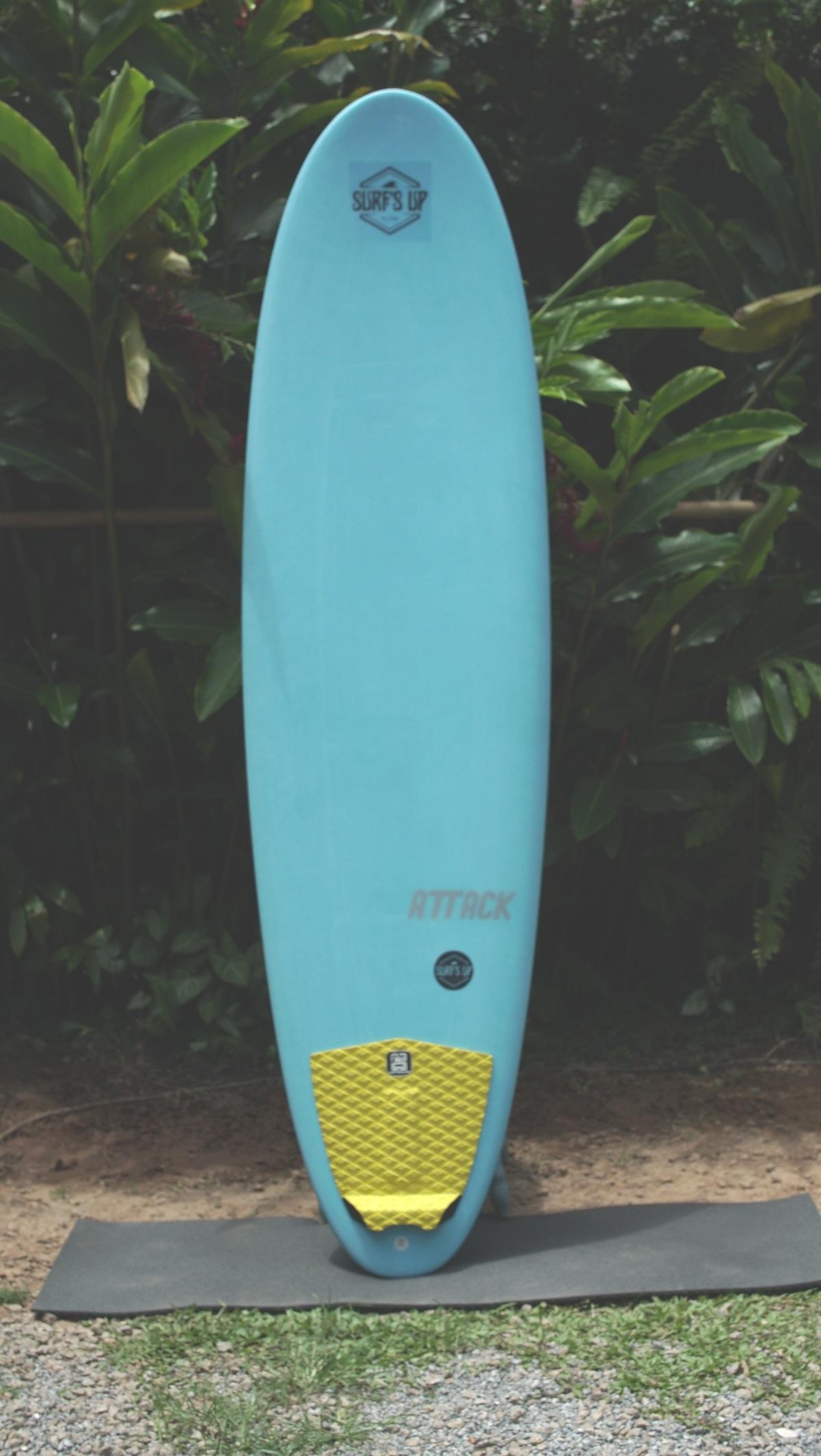 Surfácil 7'0 - Attack7'0