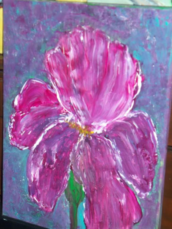 580_Iris_Pink_Purple_Abstract_on_Plak_It.JPG