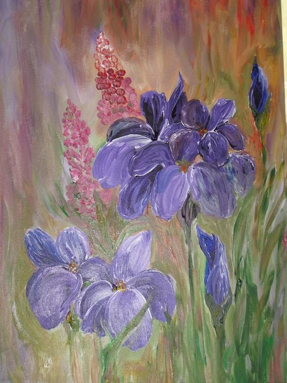 580_Purple_Bearded_Iris_and_Pink_Lupins.jpg