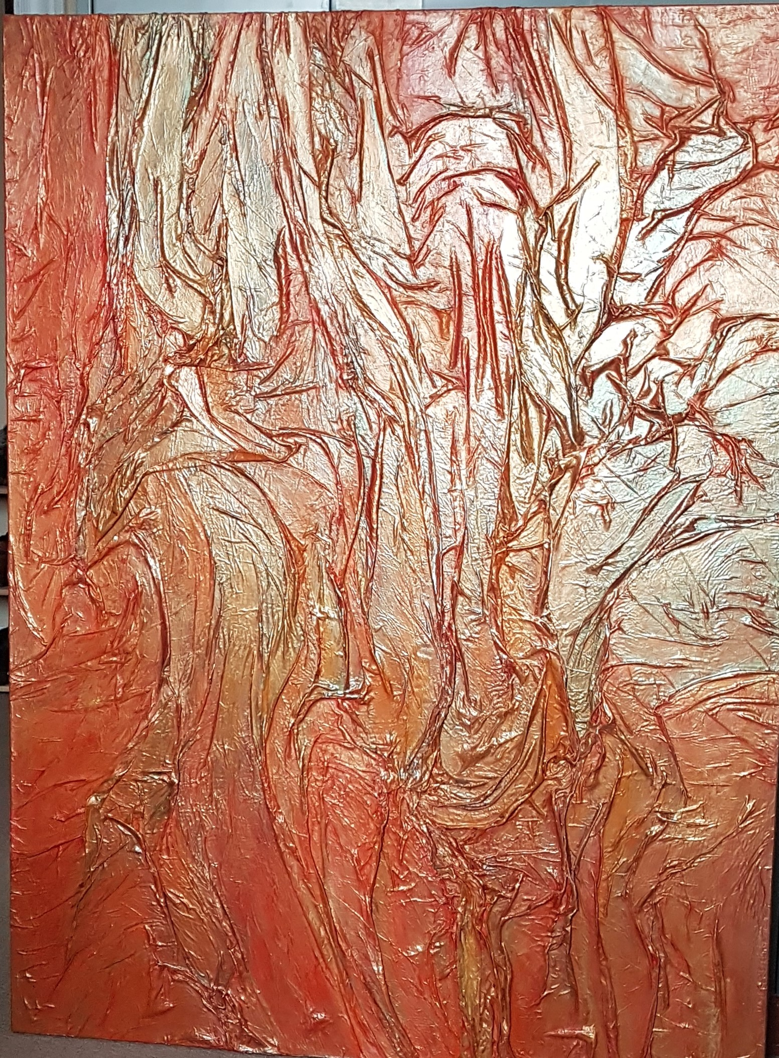 Silk Red Refreshed and painted with a bit more gold and antique bronze for new home in Huntsville Feb 23 2019 .jpg