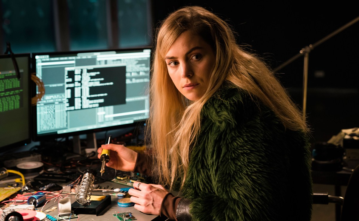 """HANNAH STARS AS """"ANGEL"""" IN SERIES TWO OF """"YOU ARE WANTED"""""""