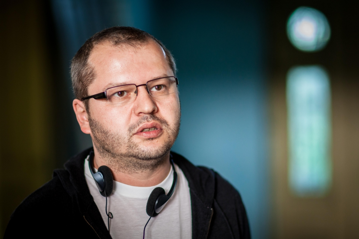 Director Corneliu Porumboiu