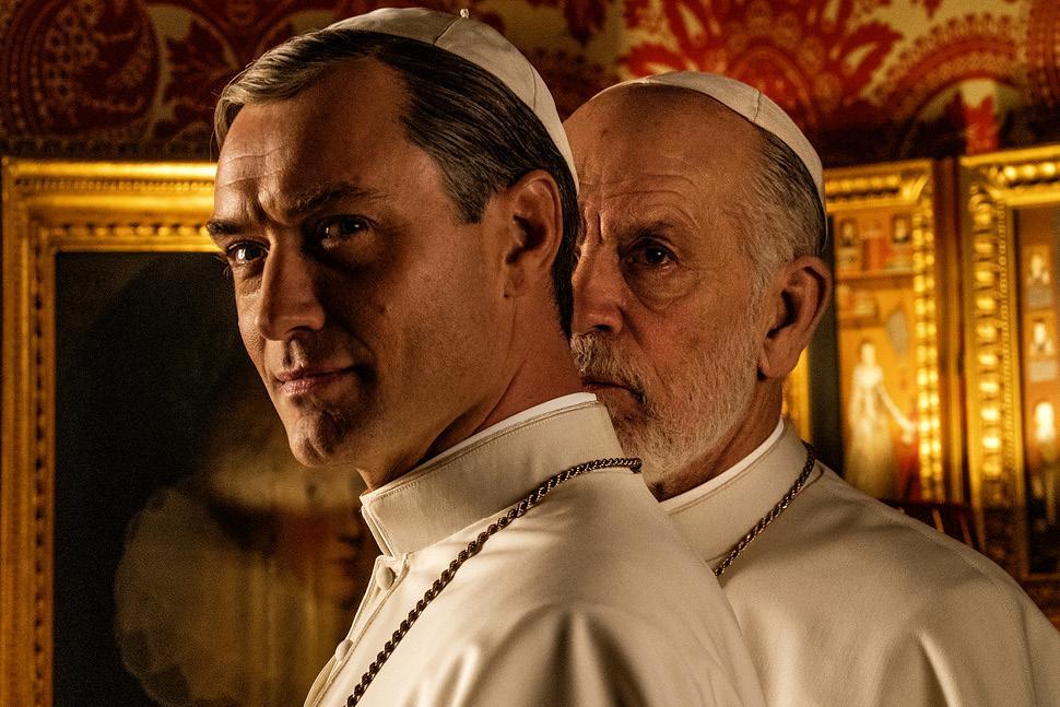 Jude Law & John Malkovich