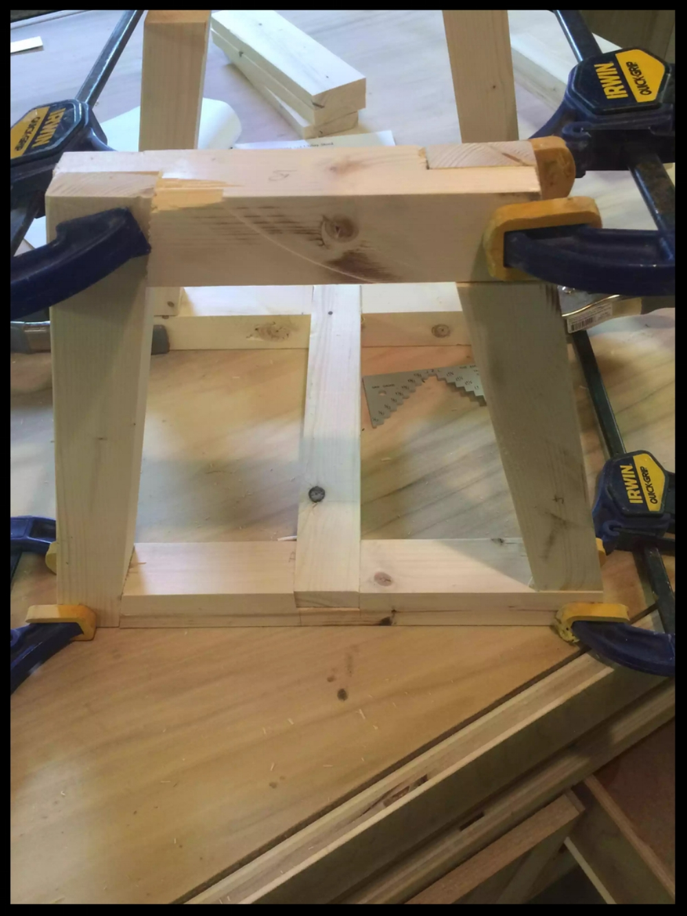 Yet another !!!Half Lap Joint.