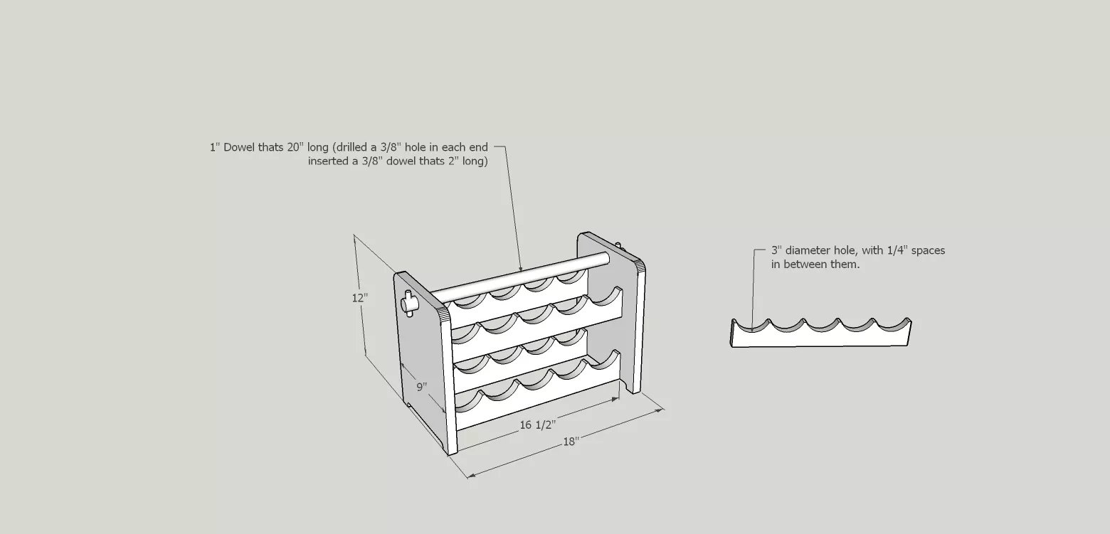 Here is an example of my plans that I use to create most projects. Its called Sketchup and its as much one of woodworking tools as my tablesw.