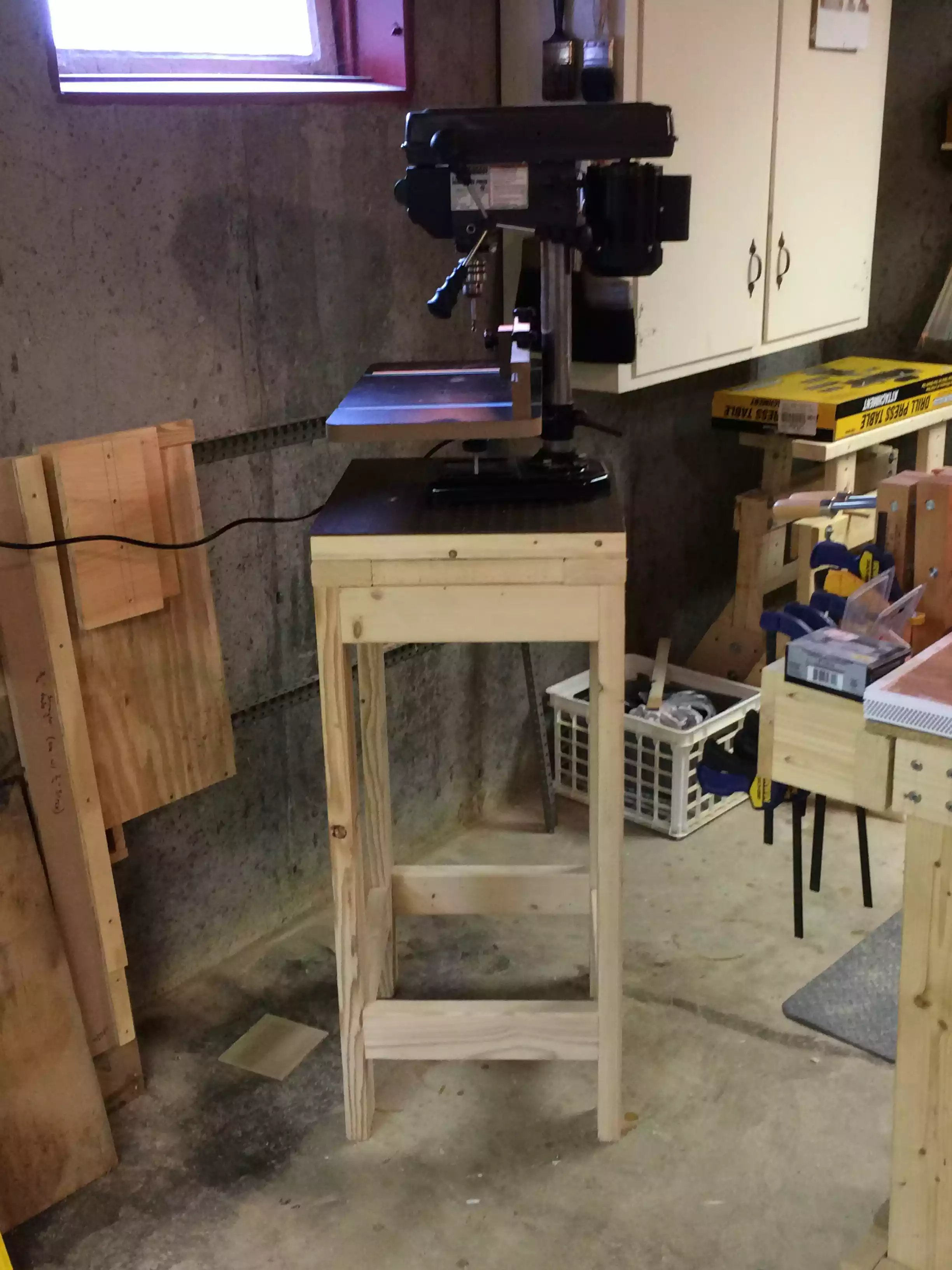 Finished Stand
