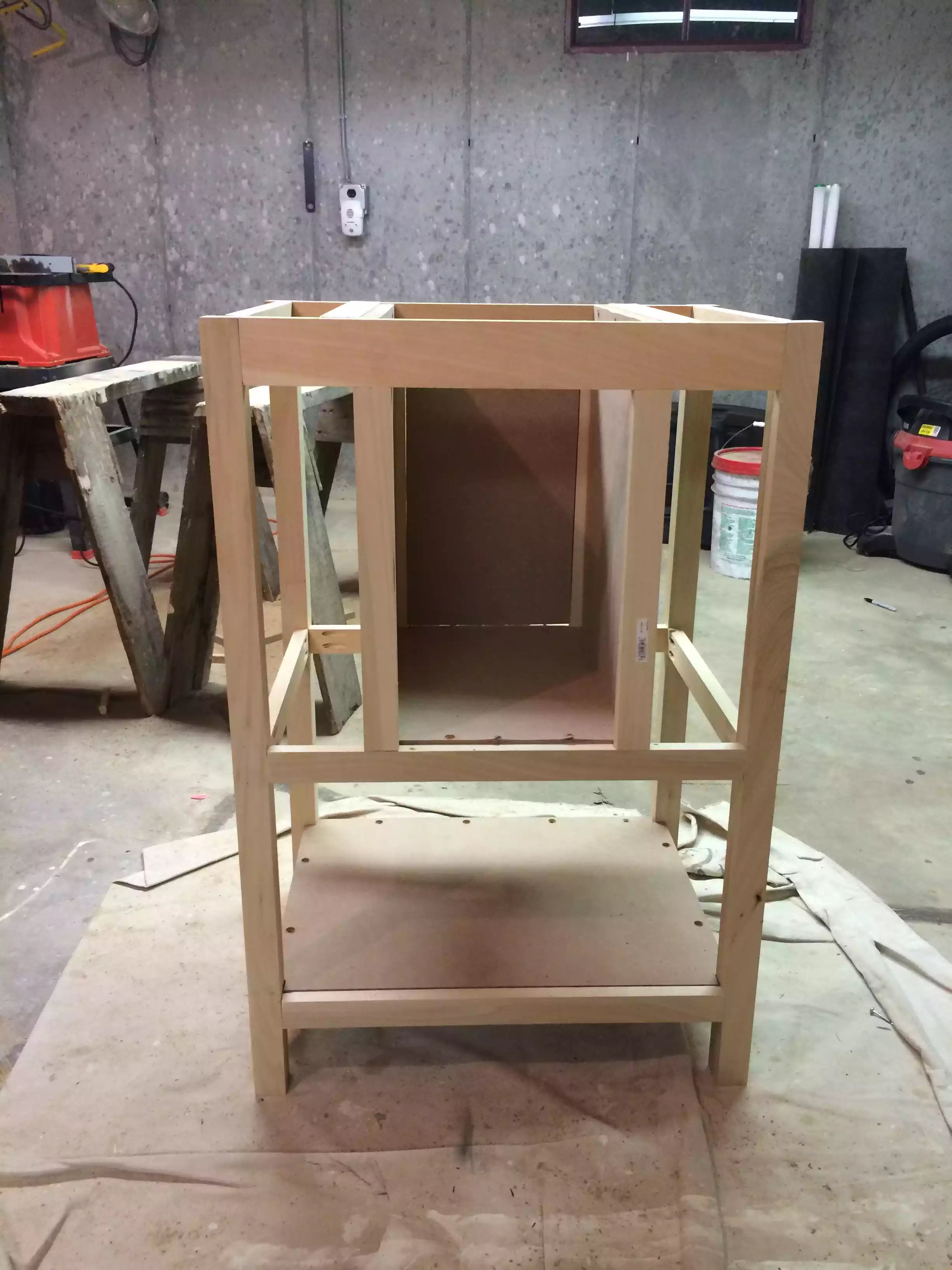 Poplar Frame
