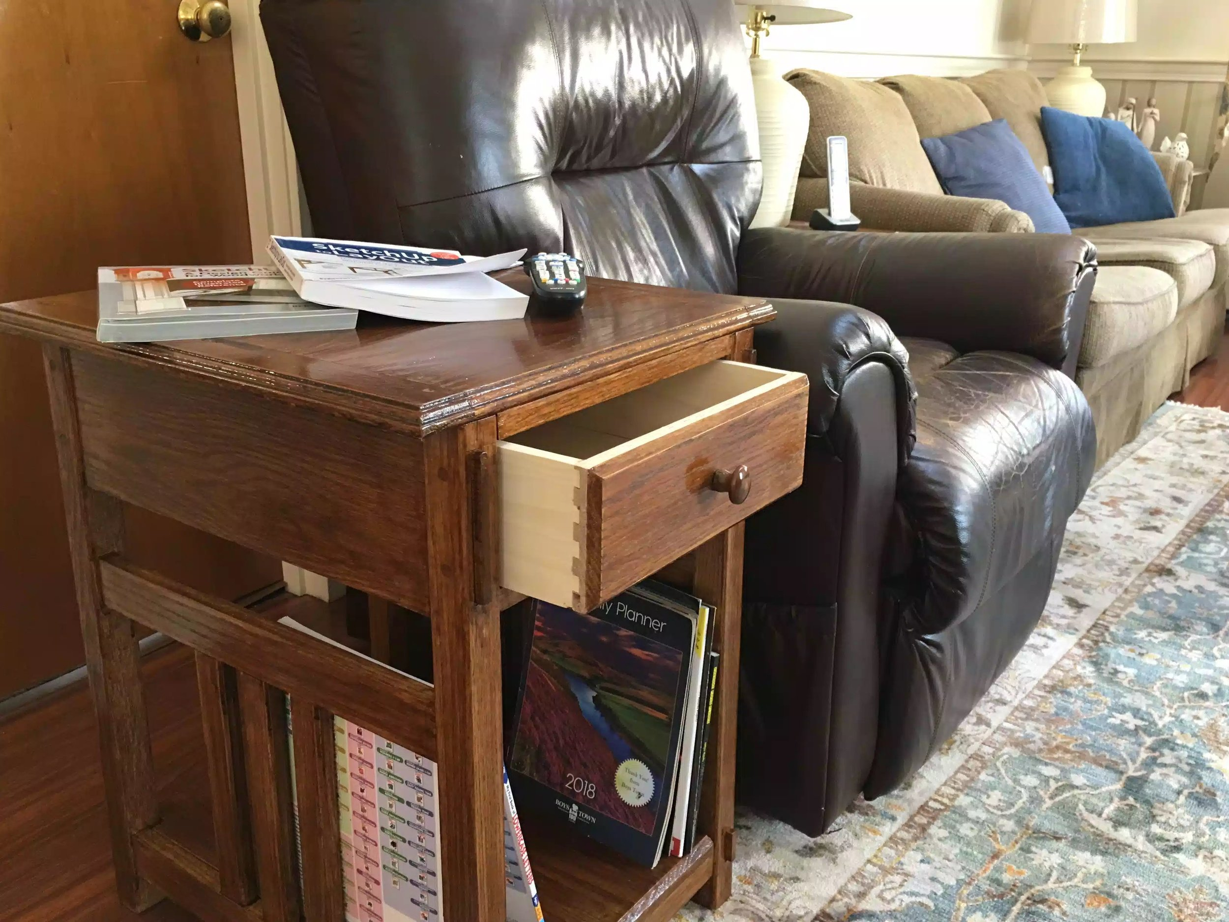 Living Room End Table