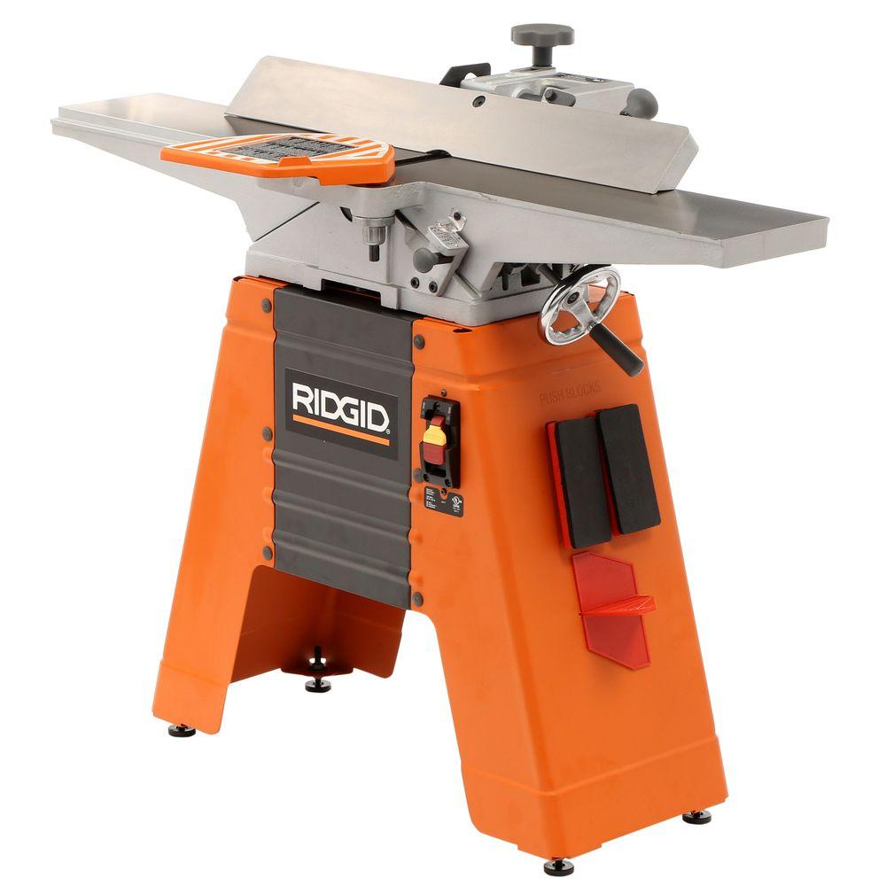 The Ridgid Edge Jointer