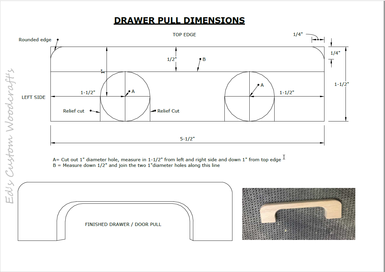 Here is my plans that I made on Sketchup.
