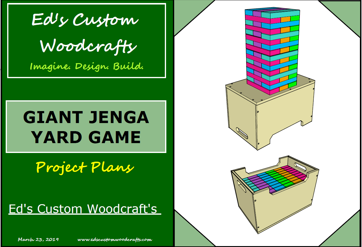 A free set of plans are available on my shop page  here