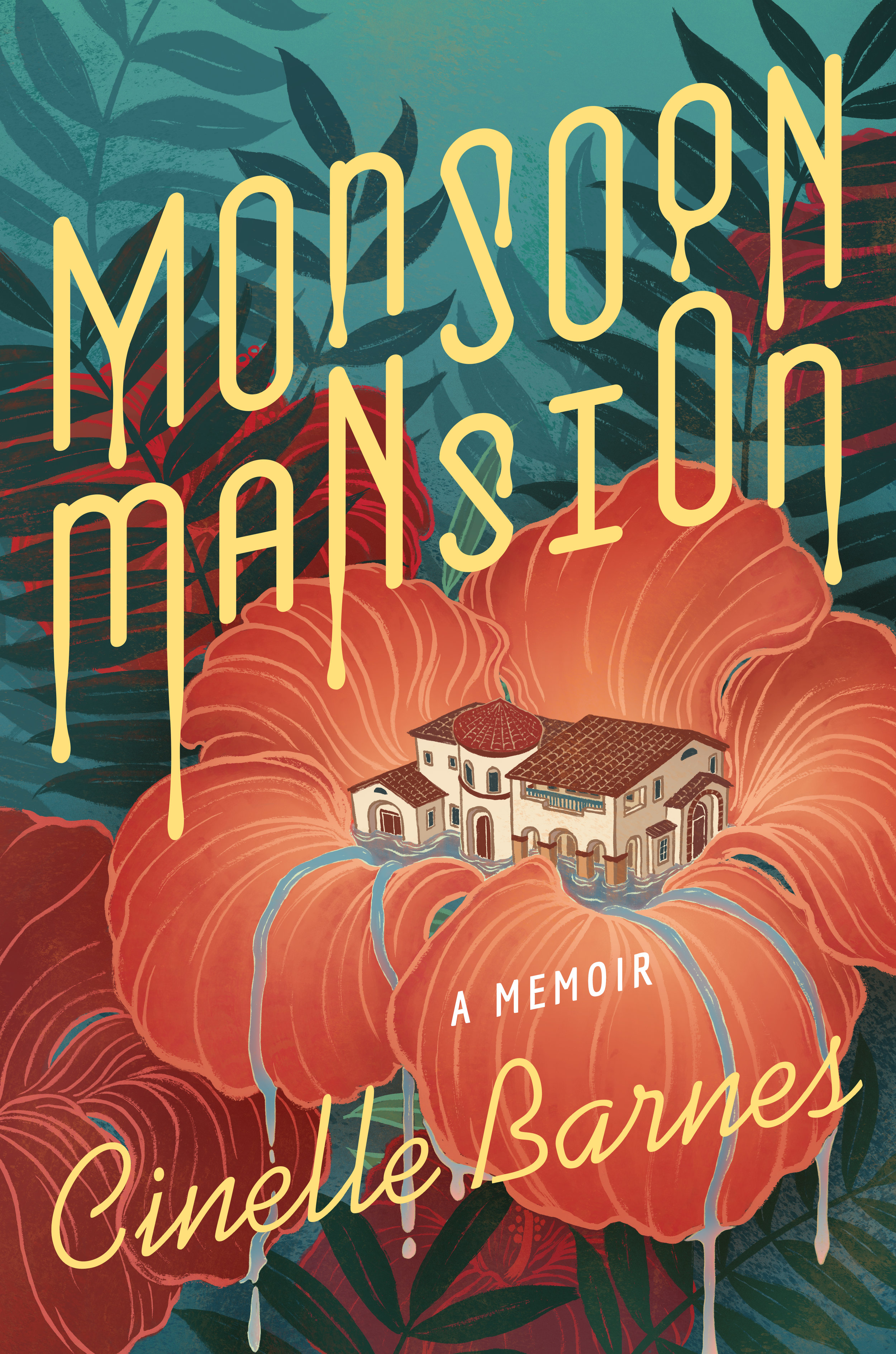 Monsoon Mansion: A Memoir (Little A, 2018) - Booklist Starred Review, Bustle 25 Best Nonfiction Books of 2018, Reading Women Nonfiction Award NomineeVideo: Monsoon Mansion: A Memoir + Cinelle Barnes, Amazon Publishing