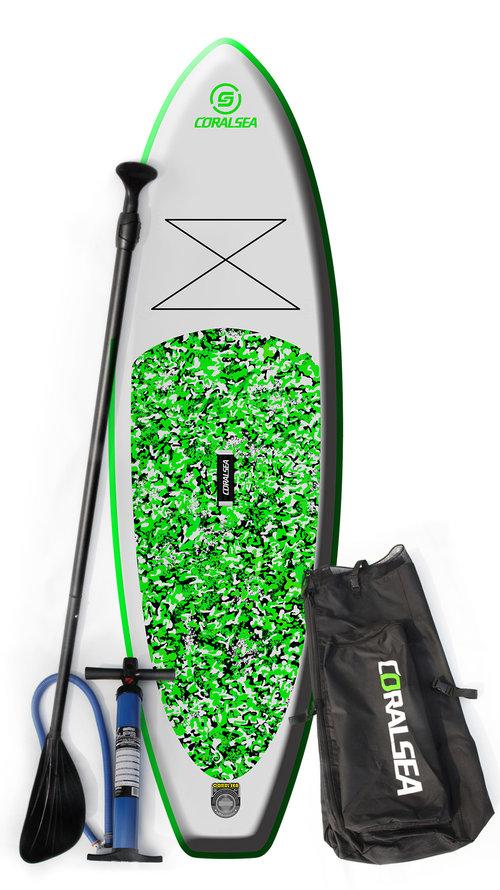 8'5 Camo Kid (Green)