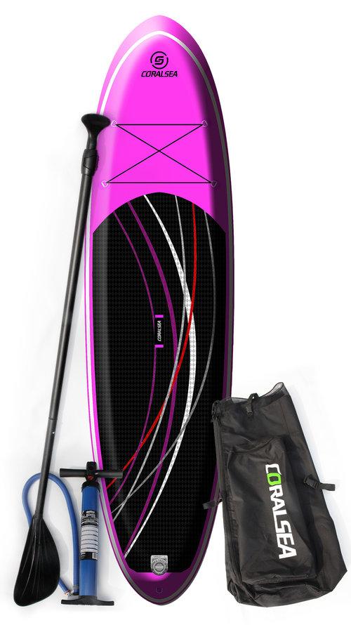 10'6 Adrenaline Air (Pink)