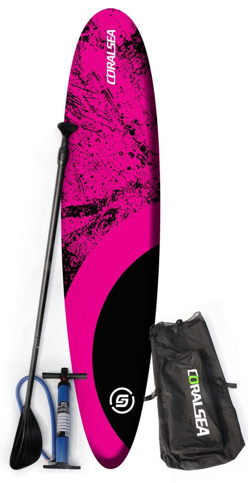 11' Graphix Series (Pink)