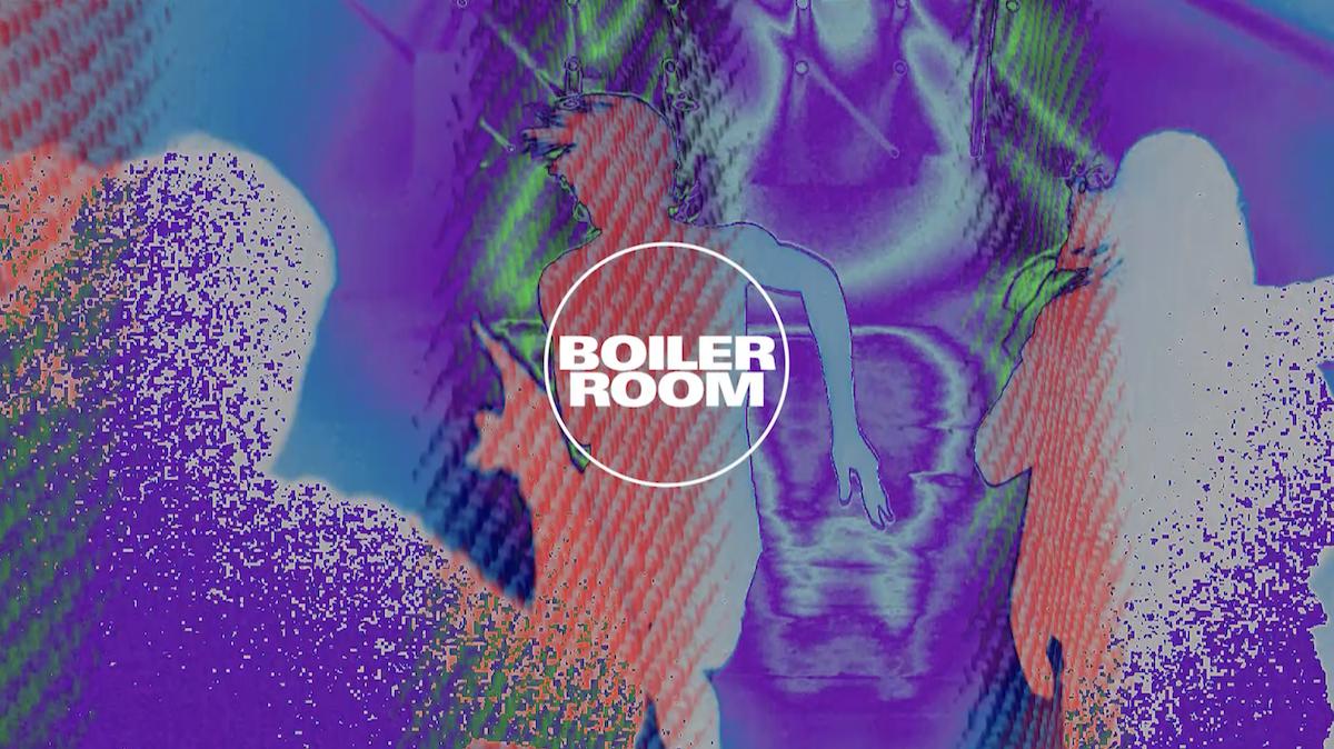 Boiler Room X Wrangler