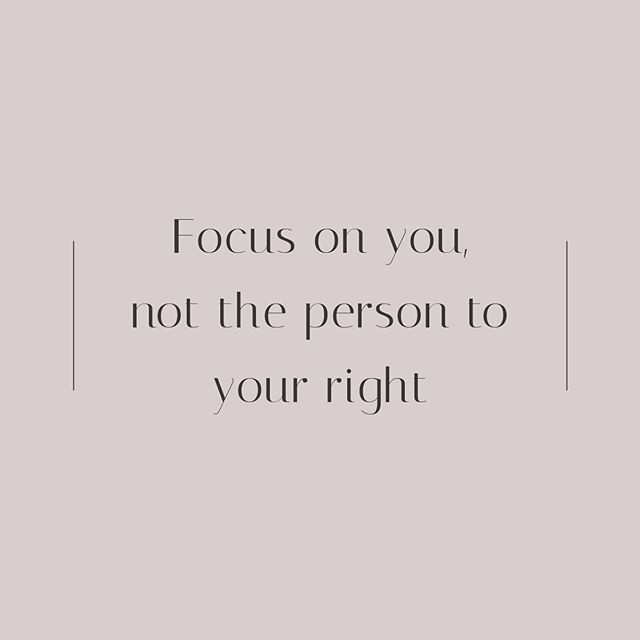 Focus on YOU ✨🥰💃🏻