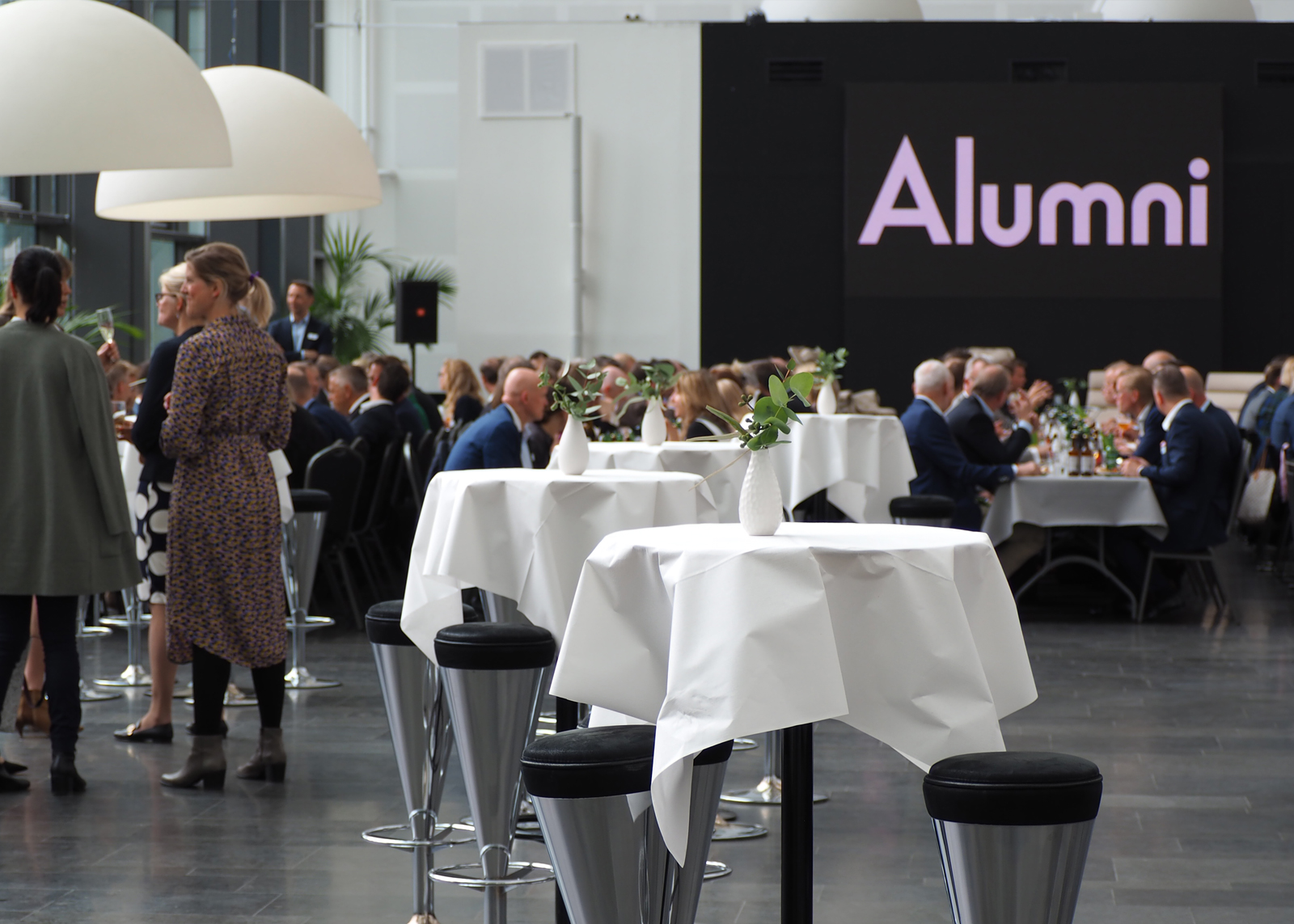 The state of talent - Last week the top corporate decision makers of the Öresund region gathered for the annual Alumni Spring Summit to enjoy a networking lunch and panel discussion. Guest speakers included Allison Kirkby, Lars-Johan Jarnheimer and Inka Mero.