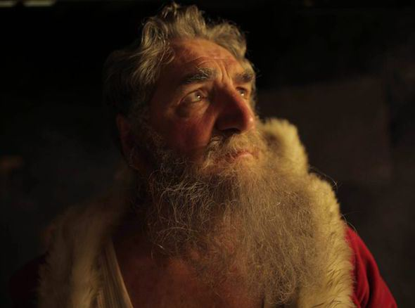 Greenpeace's Santa: an altogether more serious character