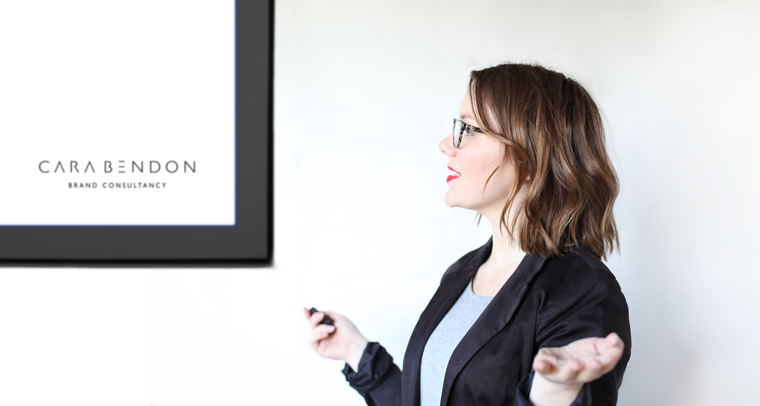 Looking for a branding, marketing or advertising speaker? - Whether you would like someone to come in and talk to your team about your company's brand, or help present a new service or sub-brand to stakeholders; Cara is a natural speaker, able to convey complex strategies in a simple and effective way.