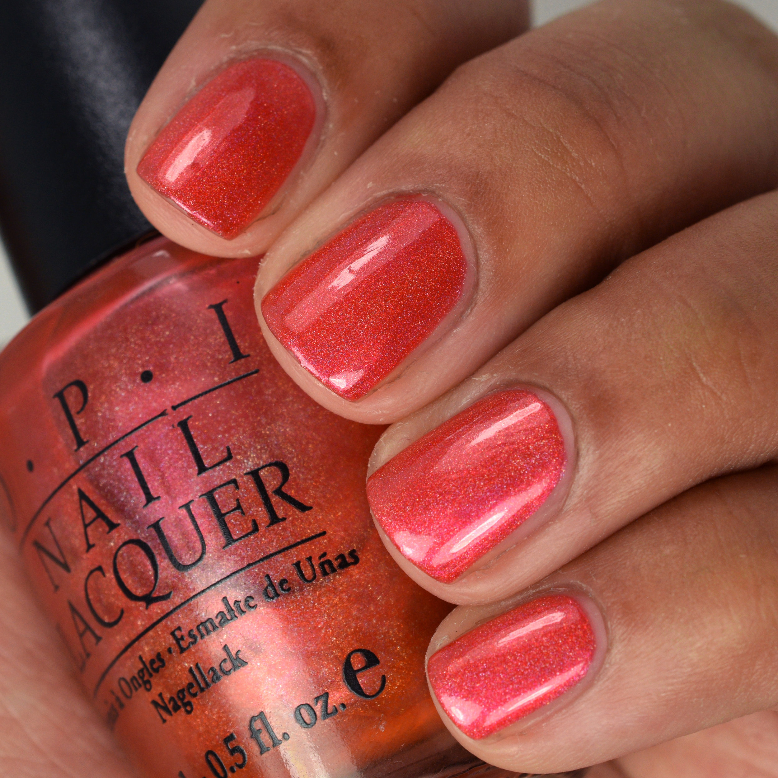 OPI It's Summer For Shore - Coral Reef.jpg