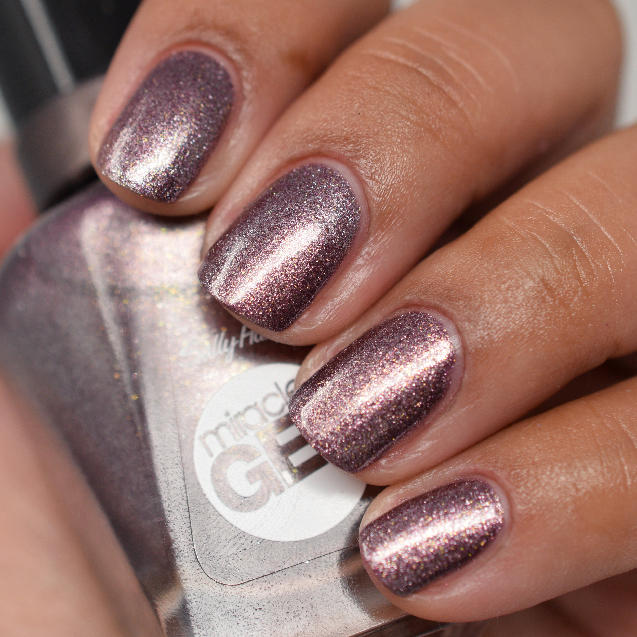 Drugstore Digging: Sally Hansen Miracle Gel — Throwback Lacquer