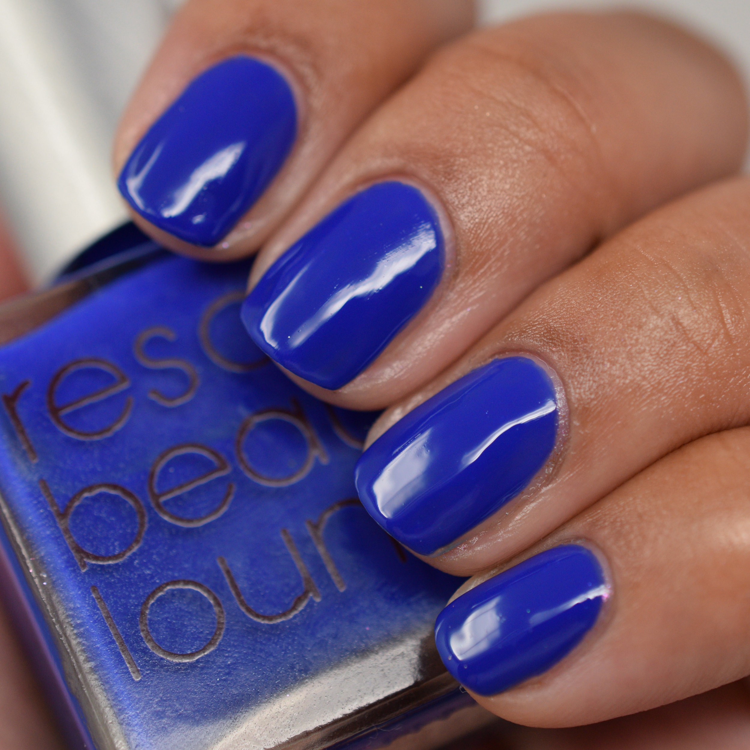 Rescue Beauty Lounge Fan Collection Spring 2012 - IKB 2012.jpg