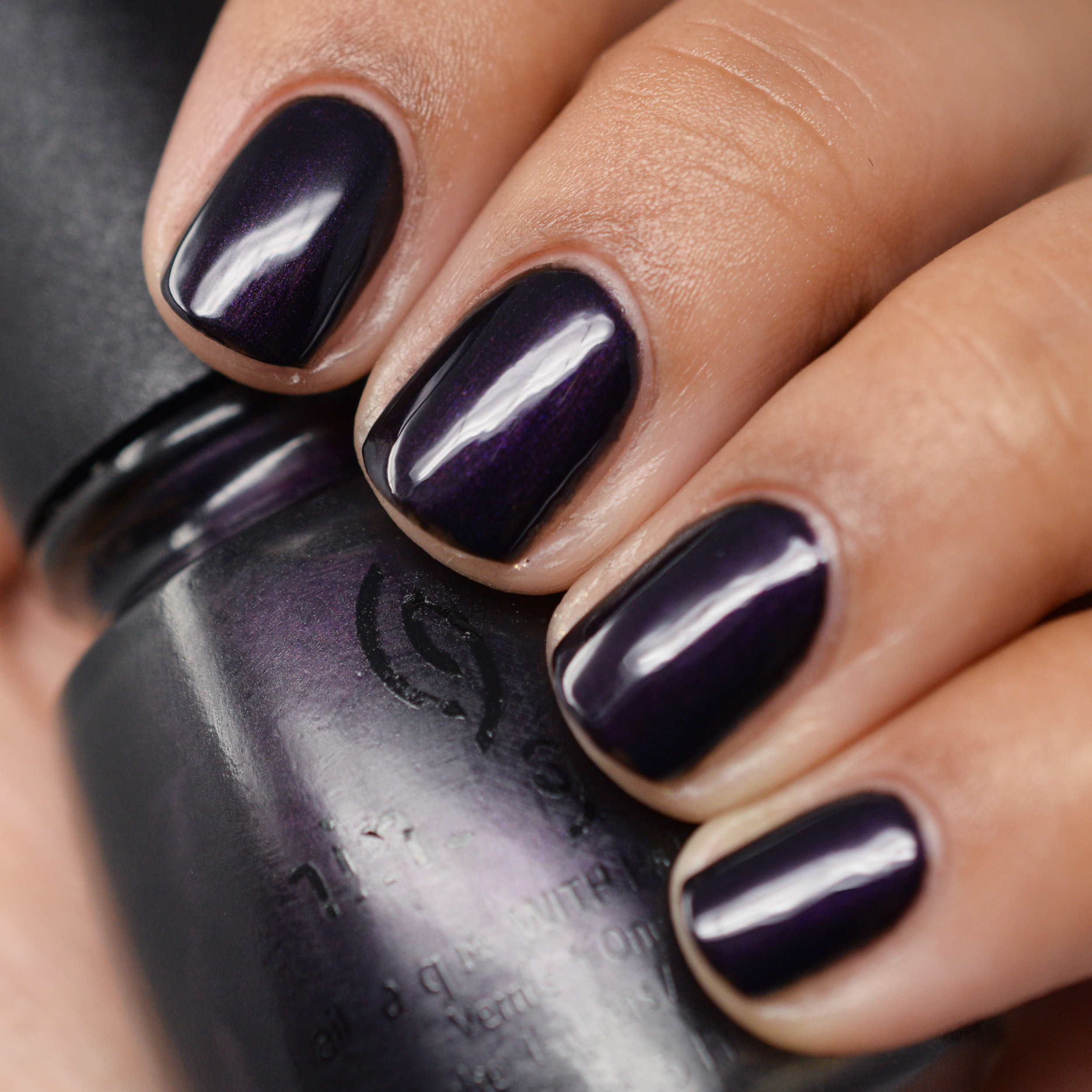 China Glaze Rodeo Diva Fall 2008 - Midnight Ride.jpg