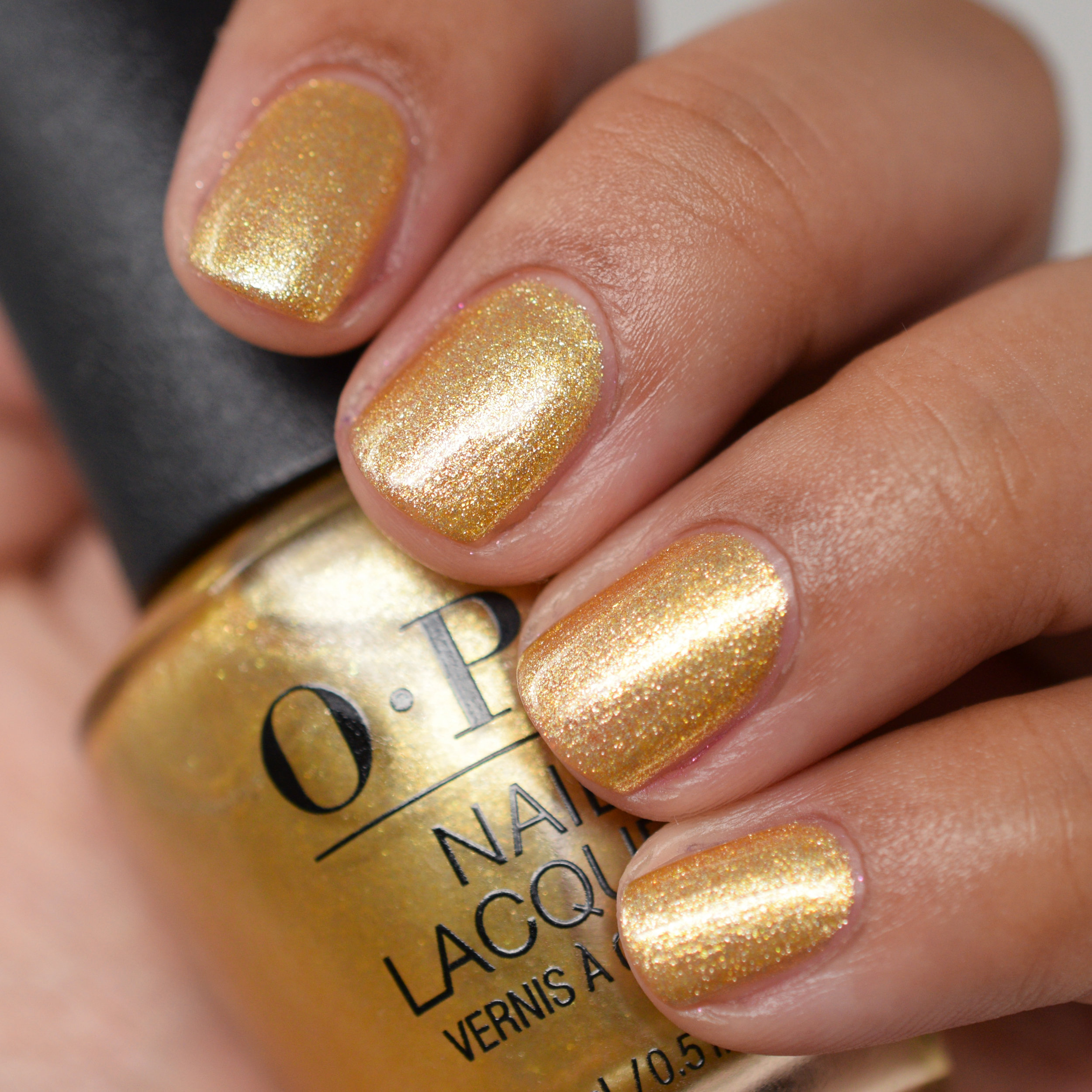 OPI Nutcracker and the Four Realms Holiday 2018 - Dazzling Dew Drop.jpg