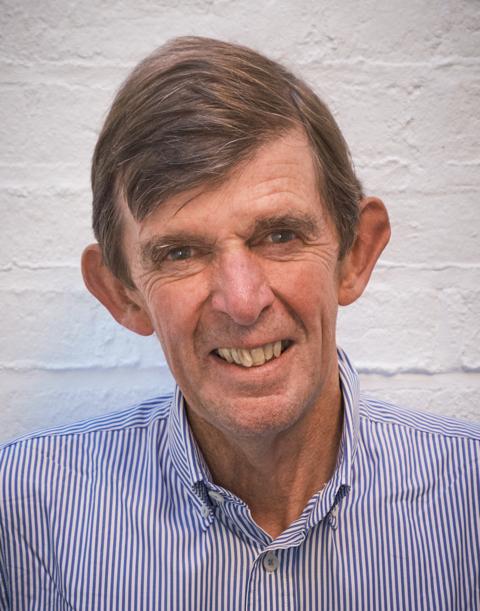 Jonathan Palfreyman (Chair)